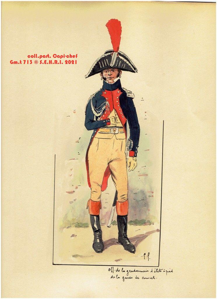La Gendarmerie d'Elite 2xvV8