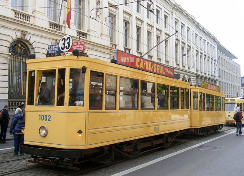 150 ans de tram à Bruxelles - Page 2 30AnW