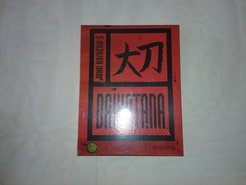 [Vds] 3 jeux Big Box - Half Life + Half Life Blueshift et Daikatana Maj dernier prix lot : 60 in 3GwP8