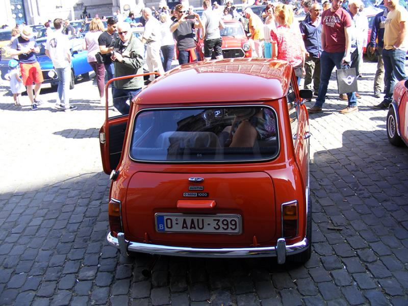 Autoworld - MINI Parade 22 avril 2019 3J8Em