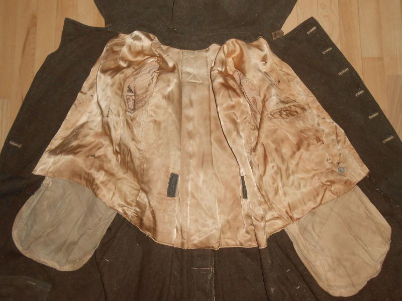 Estimation manteau Allemand et veste blanche?? 3Lwym
