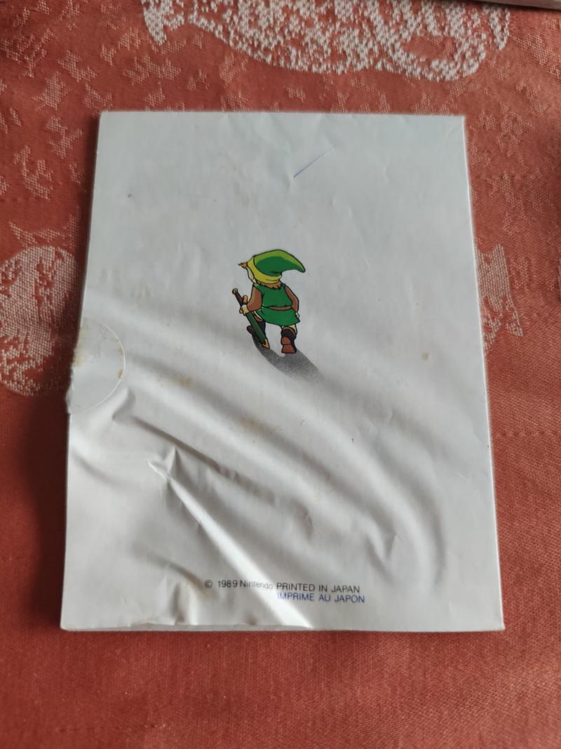 [Estim] Urgent !! Zelda NES classics 47gqX