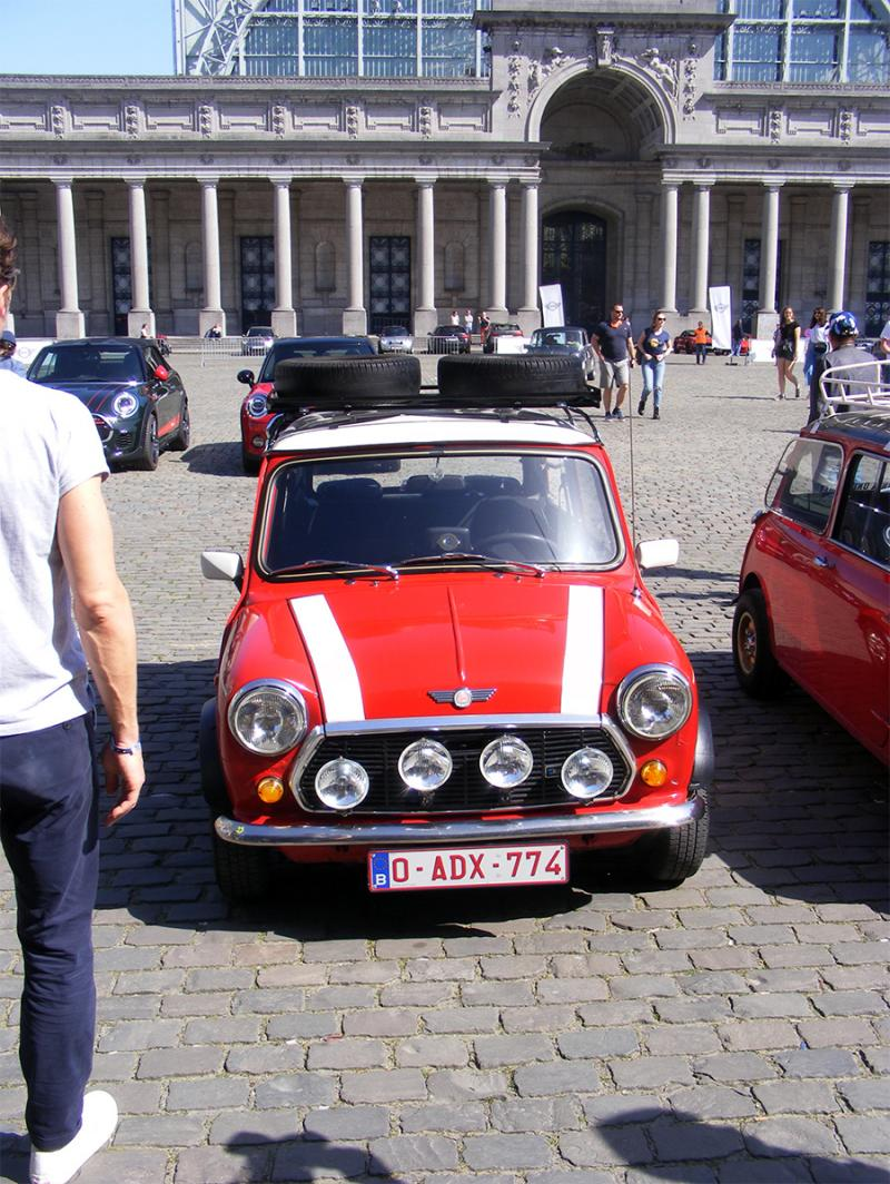Autoworld - MINI Parade 22 avril 2019 4A05j