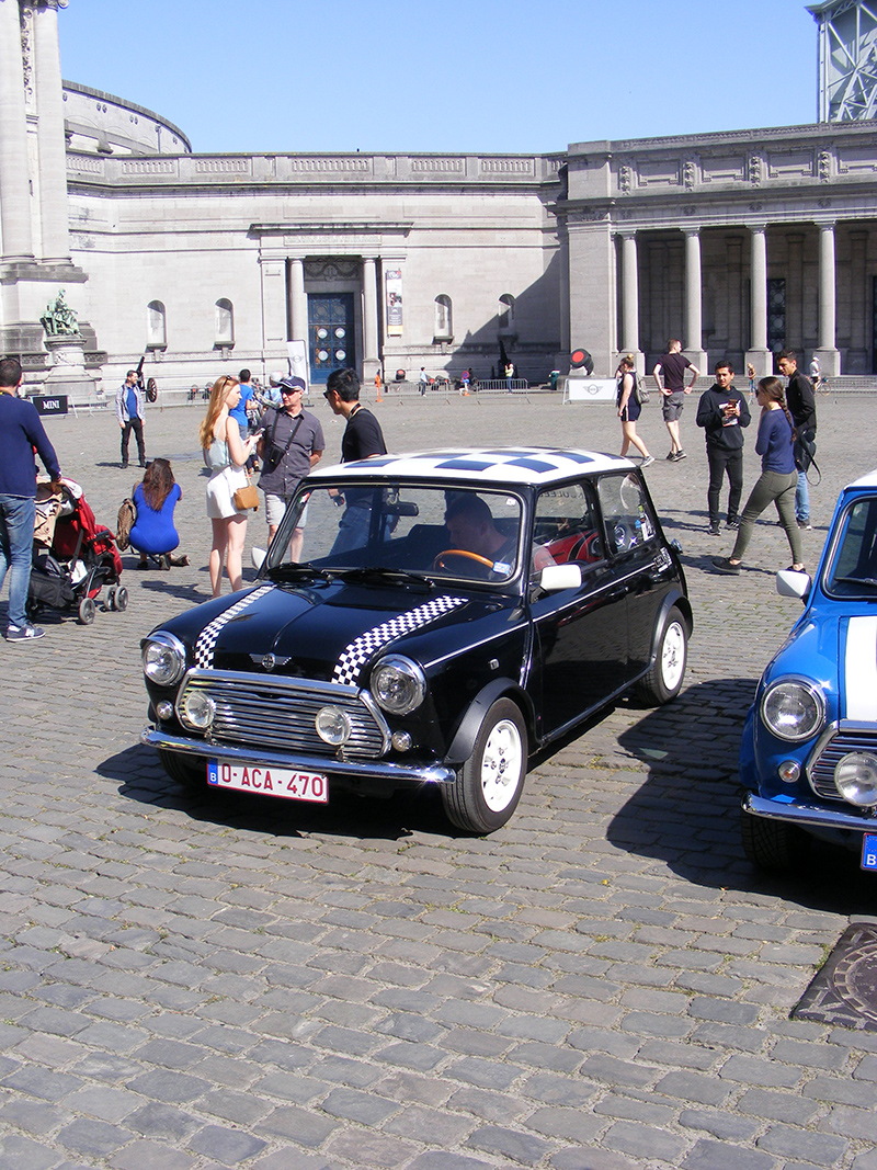 Autoworld - MINI Parade 22 avril 2019 4A0NL
