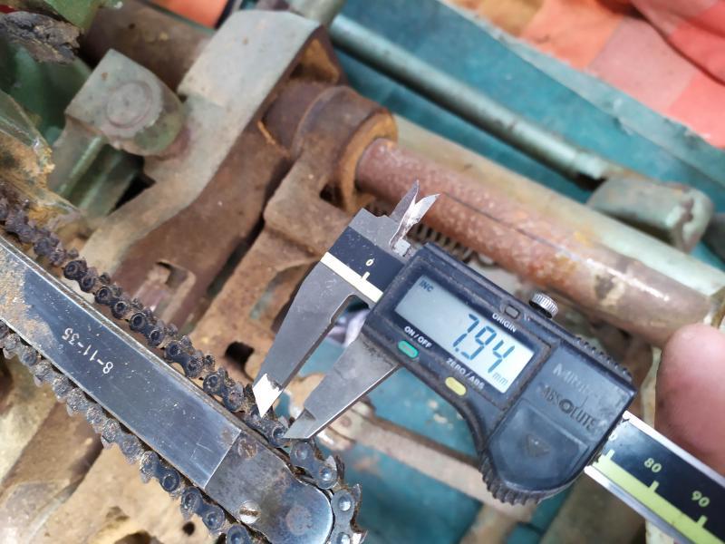 Mortaiseuse a chaîne Lyon Flex M54 4QyDb