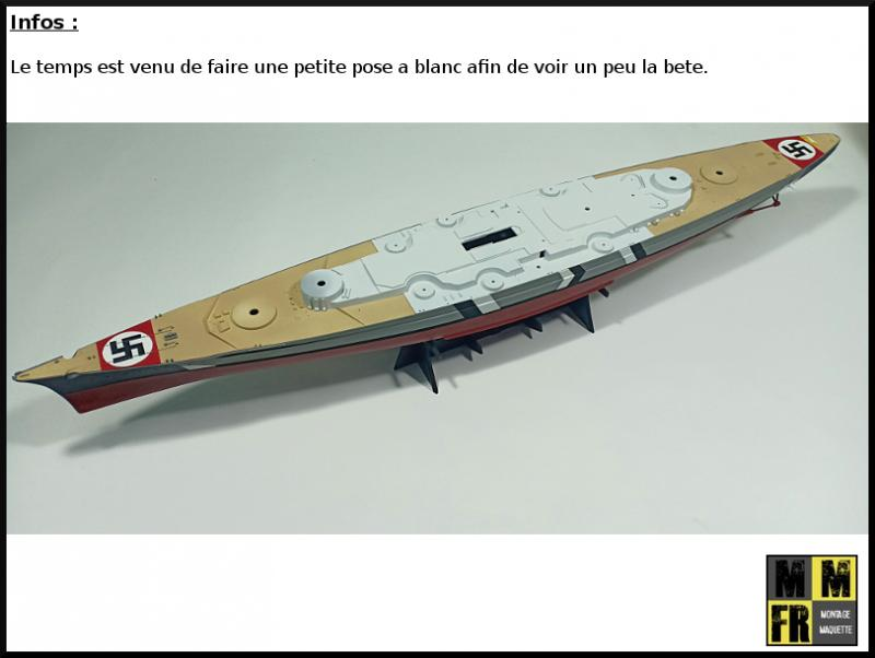 Bismarck 1/350 Tamiya  - Page 3 4vrLO