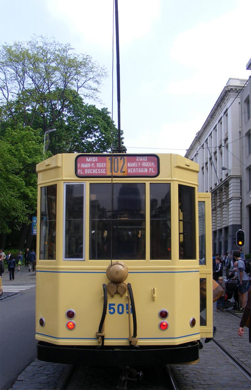150 ans de tram à Bruxelles - Page 2 5D4W1