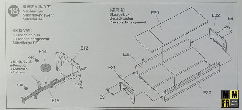 Tamiya Sturmgeschutz III - 1/35 5LnQG