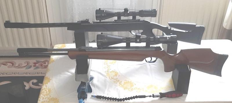 Comparatif Walther LGU - Gamo CFX IGT - 25 mètres - Page 7 5R1XY