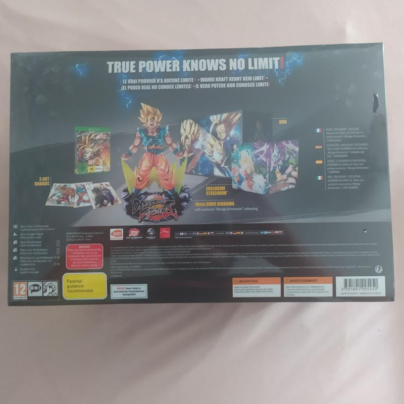[Vends] DBZ Fighters collector Xbox One  5nb0g
