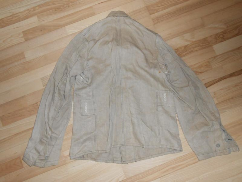 Estimation manteau Allemand et veste blanche?? 7LQEG