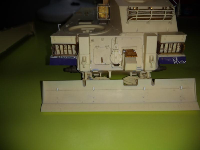 [Convoi] Type 90 MBT et ARV Tamiya + Etokin Model 7omKJ