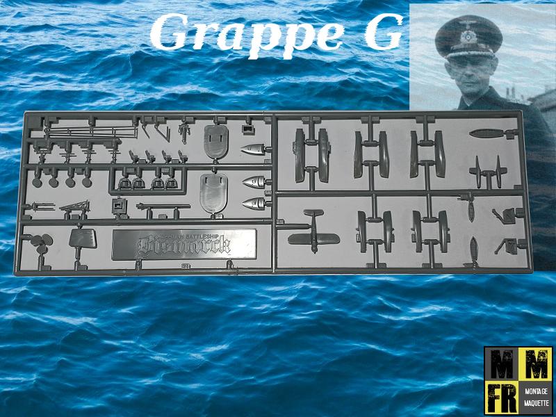 Bismarck 1/350 Tamiya  7q3qQ