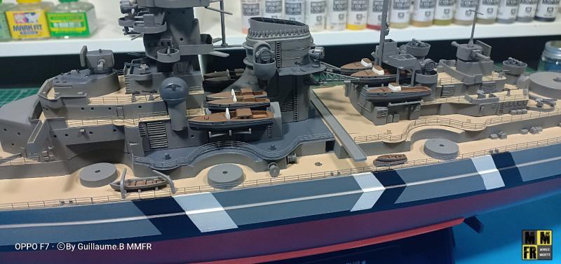 Bismarck 1/350 Tamiya  - Page 10 82XV0