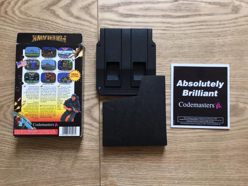 [EST] Eric Cantona, Elite et Firehawk complets sur NES + Ardy light foot Mint 8J0Xb