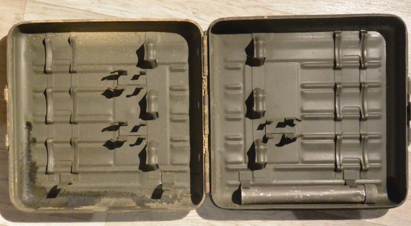 Boite de transport de munitions...toujours Suédois! 8mEGo