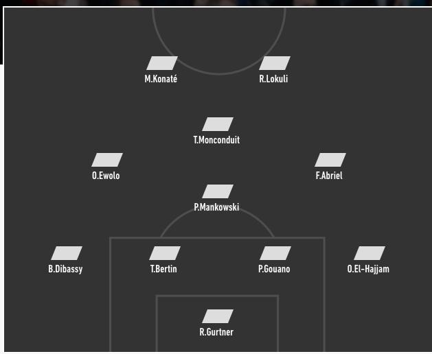 Vos 11 de légende par club 8oK5n