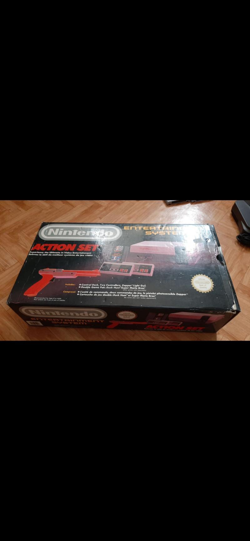 (VDS) grot lot nintendo 64 console en boite,jeux en boite,80 jeux en loose JEUX NES en boite!! 9Dnrl