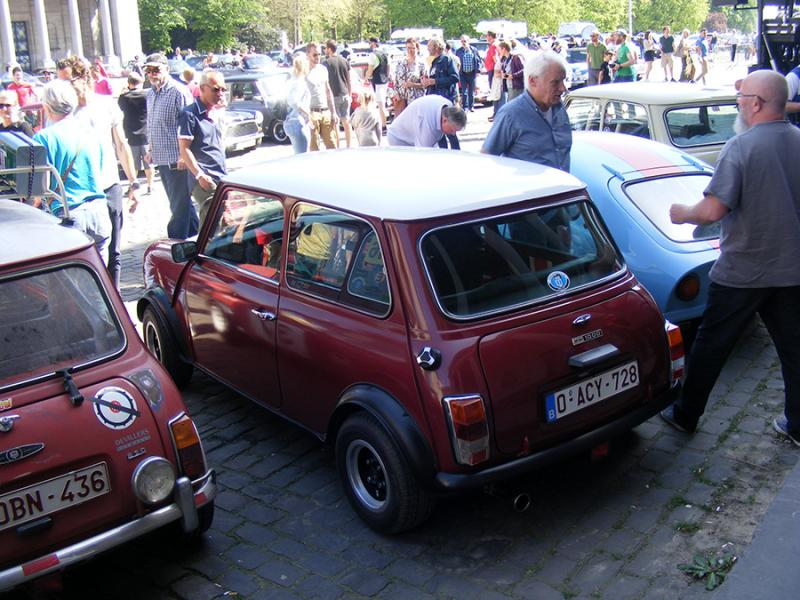 Autoworld - MINI Parade 22 avril 2019 9JA3j