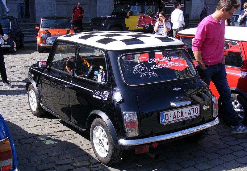 Autoworld - MINI Parade 22 avril 2019 9JA4Y