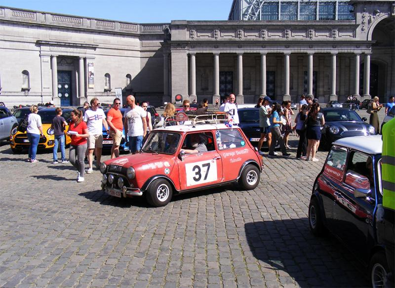 Autoworld - MINI Parade 22 avril 2019 9JAxj