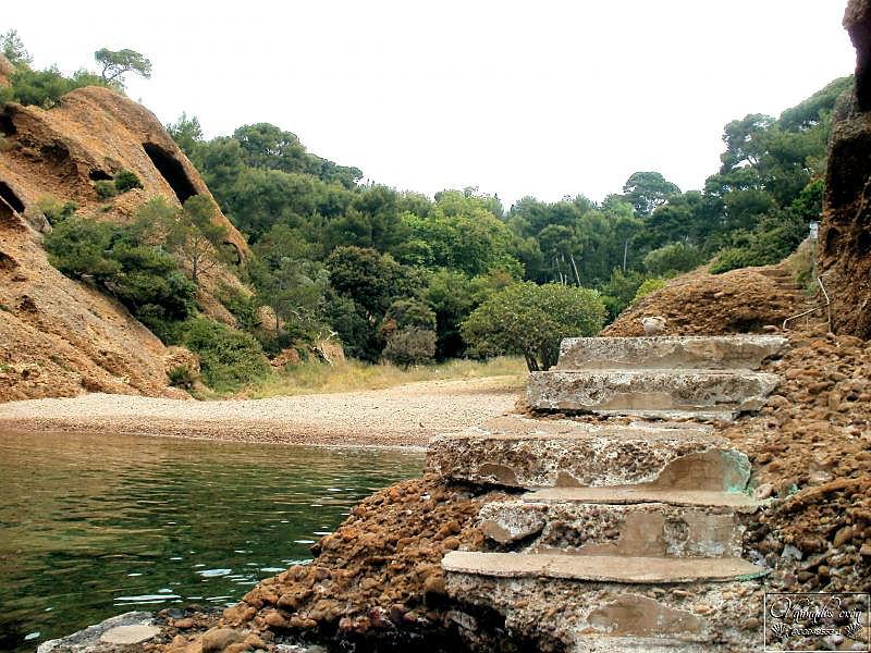 Calanque de Figuerolles (Un petit coin de Paradis)  9LGPV