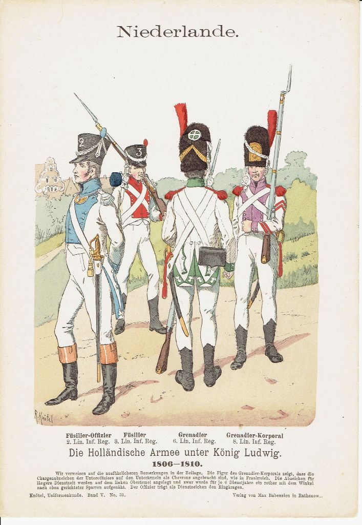 l'infanterie hollandaise 9YnW1