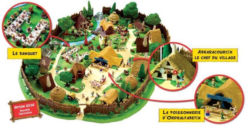 plan pour construire le village d'astérix 9g5DY