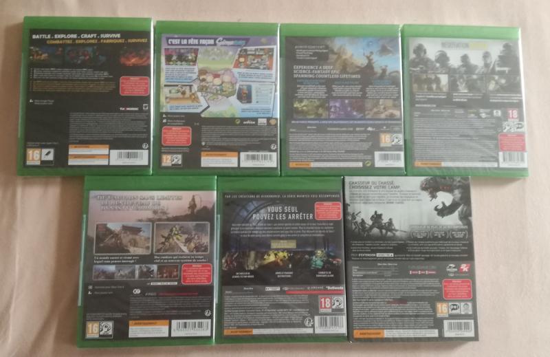 [VDS] Collectors ps4, Collectors Xbox One, jeu Breath of the wild WiiU.... 9vL9y
