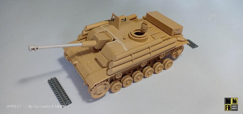 Tamiya Sturmgeschutz III - 1/35 A19d3