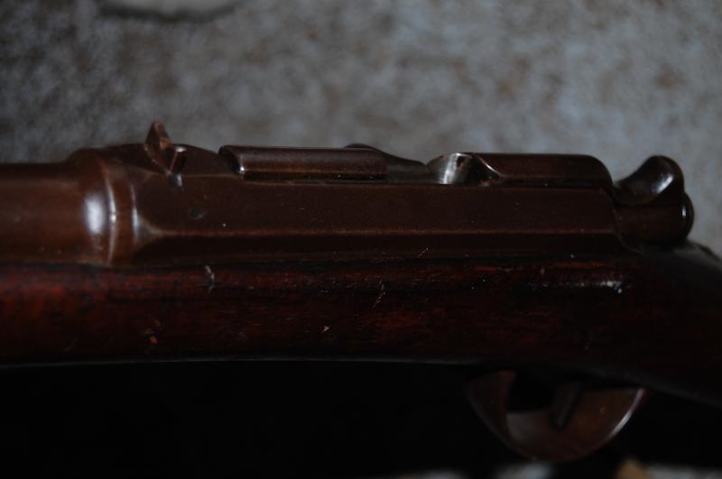 fusil chassepot modifié chasse  A2Rop