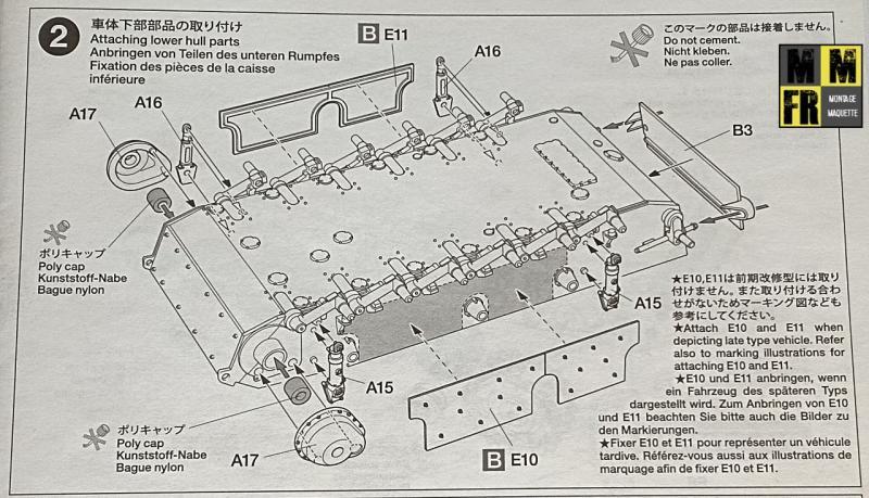 Tamiya Sturmgeschutz III - 1/35 A3VKA