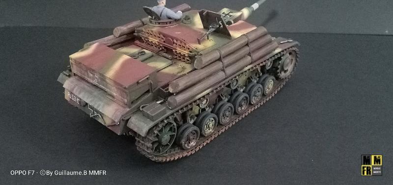 Tamiya Sturmgeschutz III - 1/35 DKNa8
