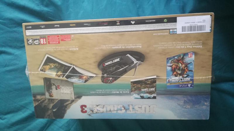 [VDS] Collectors ps4, Collectors Xbox One, jeu Breath of the wild WiiU.... DgVO2