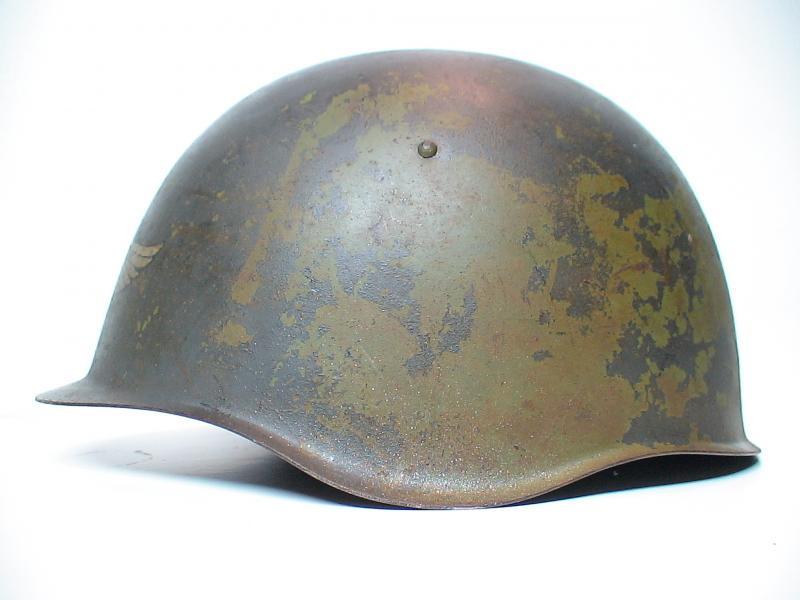 Casque Russe WW2 modèle Ssh39 - Page 2 DmmQj