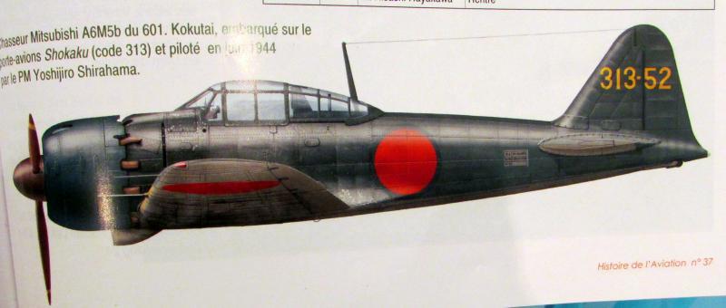 [AIRFIX] Mitsubishi Zéro - Page 2 E7jPp