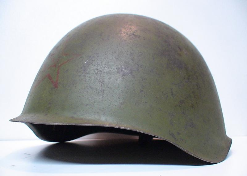 Casque Russe WW2 modèle Ssh39 - Page 2 EQYdV