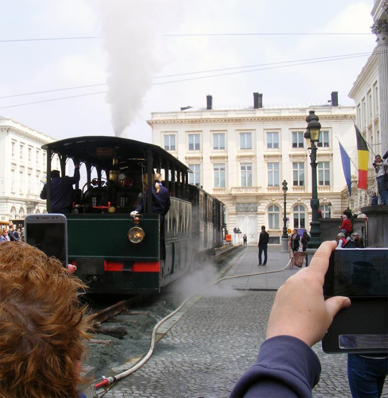 150 ans de tram à Bruxelles - Bonus  EQdGX