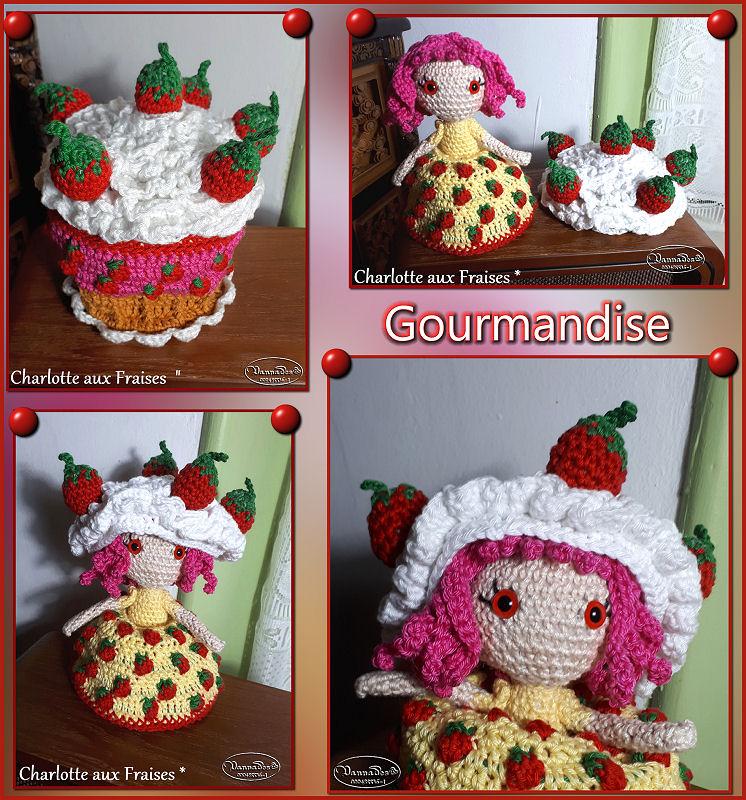 Voici ma Charlotte aux fraises reversible *** EQvKV