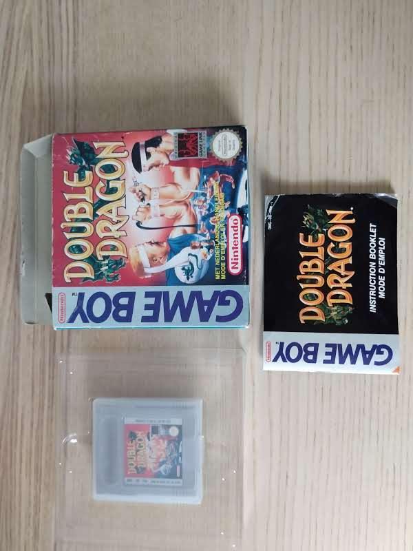 [ESTIM] Jeux Gameboy FAH complet ERX3K