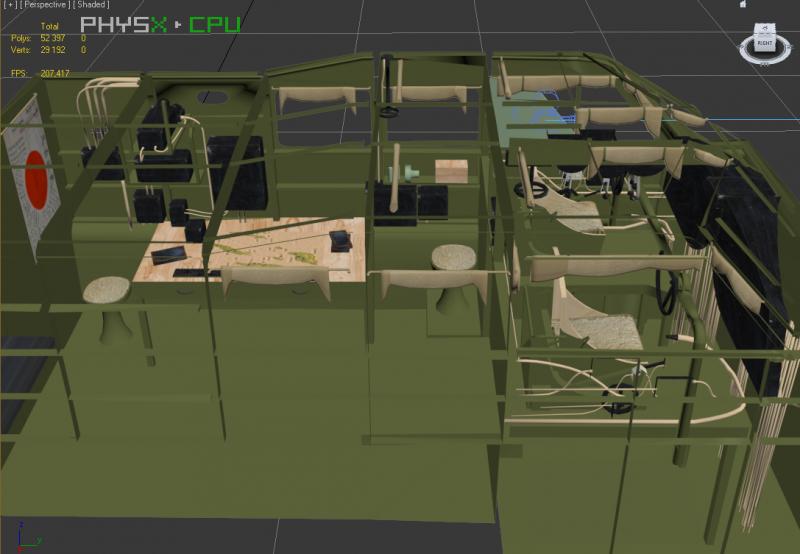 screenshots de la 3D du h6k4 Ev5KK