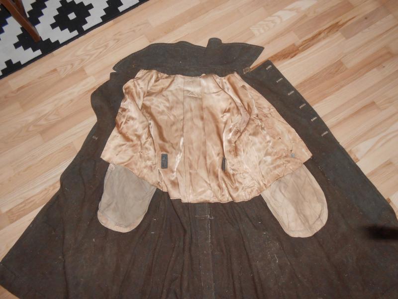 Estimation manteau Allemand et veste blanche?? GAEXp