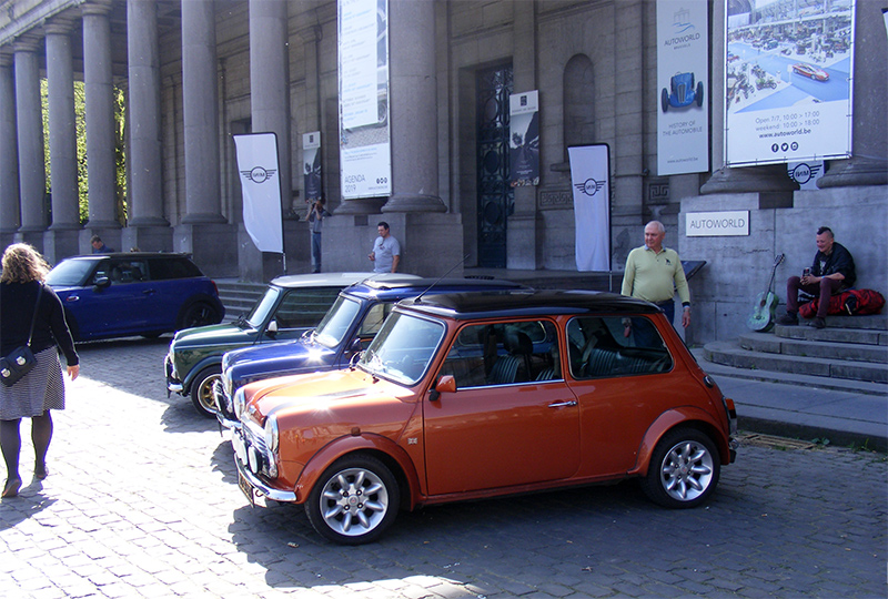 Autoworld - MINI Parade 22 avril 2019 GQ4Ld