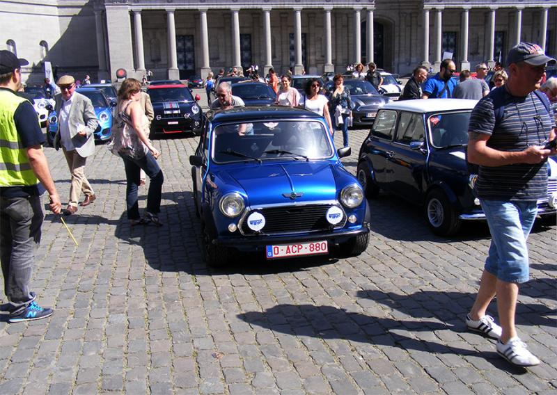 Autoworld - MINI Parade 22 avril 2019 GQ4OD