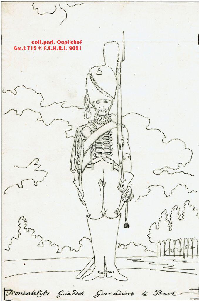 la cavalerie hollandaise GZW2K