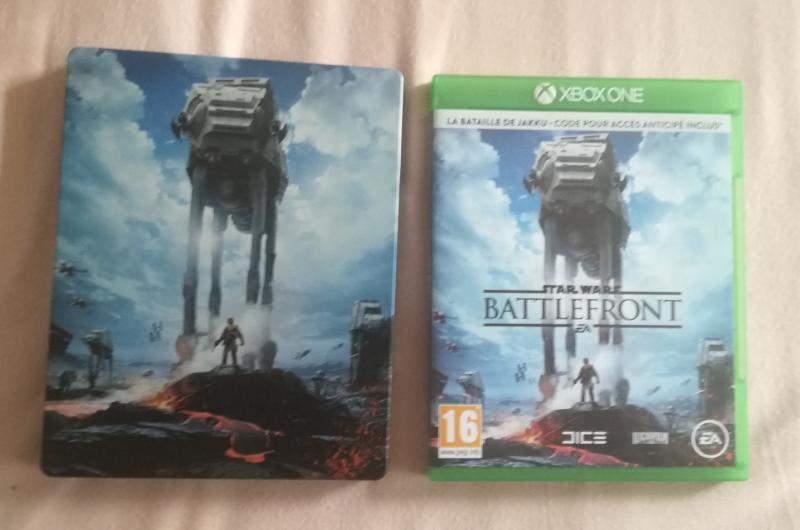 [VDS] Collectors ps4, Collectors Xbox One, jeu Breath of the wild WiiU.... Gdk5d