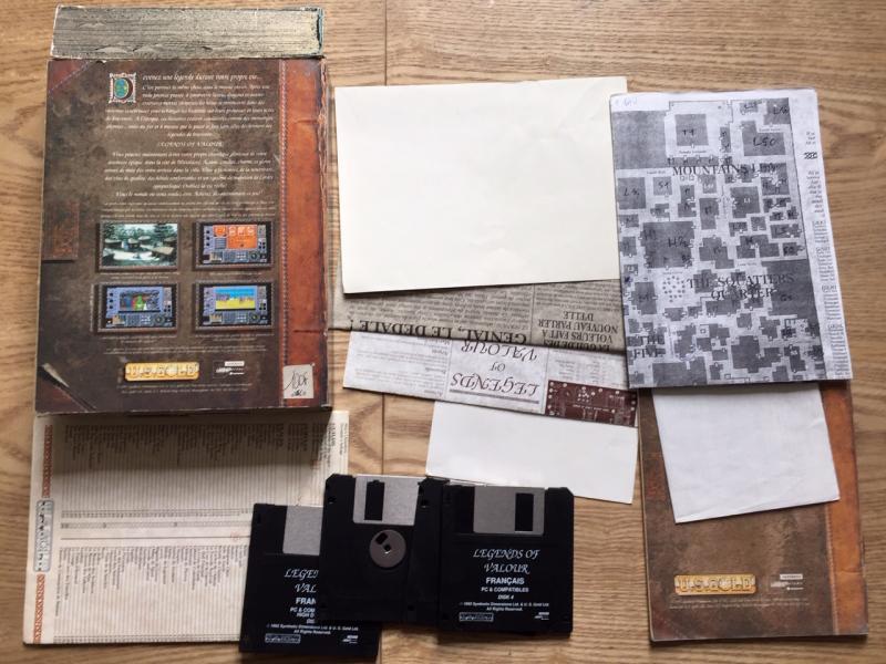 Vente ordinateurs et jeux Atari, Amiga, Amstrad et PC MAJ 20/01 - Page 8 GxRAv