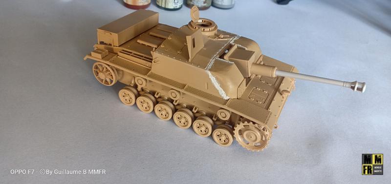 Tamiya Sturmgeschutz III - 1/35 JA2eR