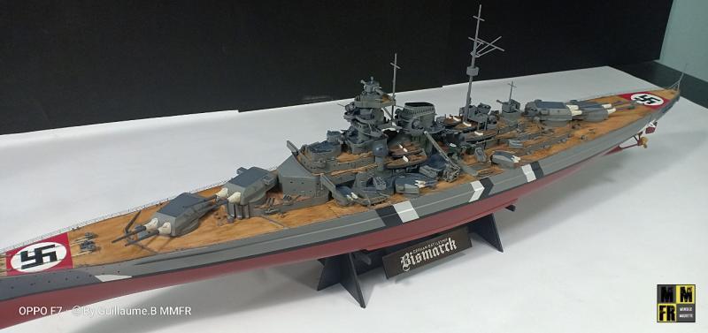 Bismarck 1/350 Tamiya  - Page 10 JPv0X