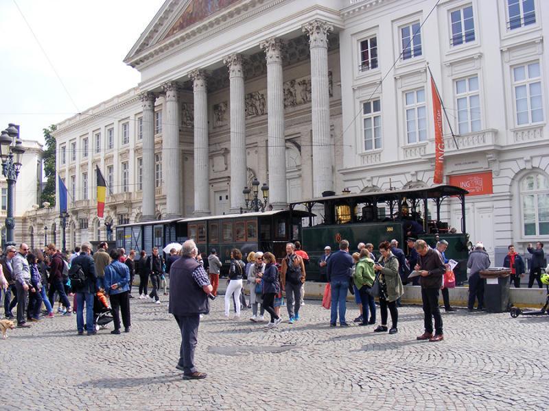 150 ans de tram à Bruxelles - Page 2 Jg501